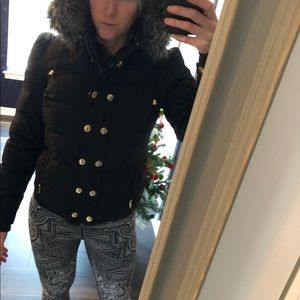 Juicy couture puffer
